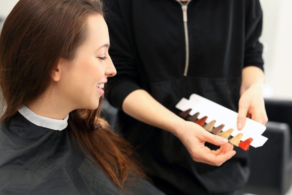 Farbowanie włosów a ich kondycja