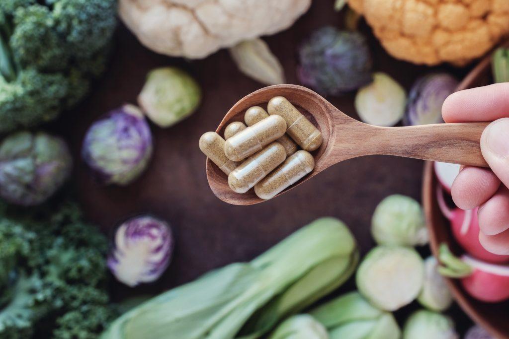 Suplementy diety – co nam dają?