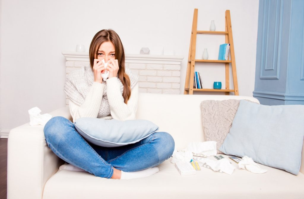 Zatkany nos – czy zawsze to tylko katar?