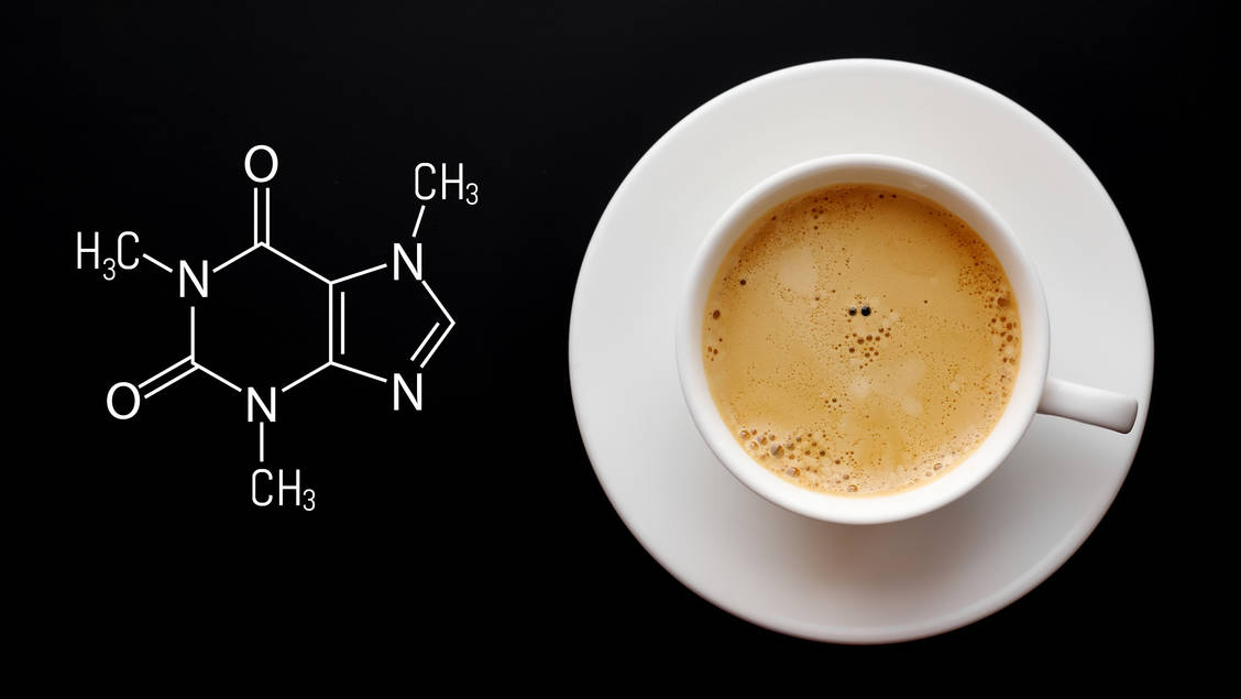 Jakie właściwości ma kofeina?