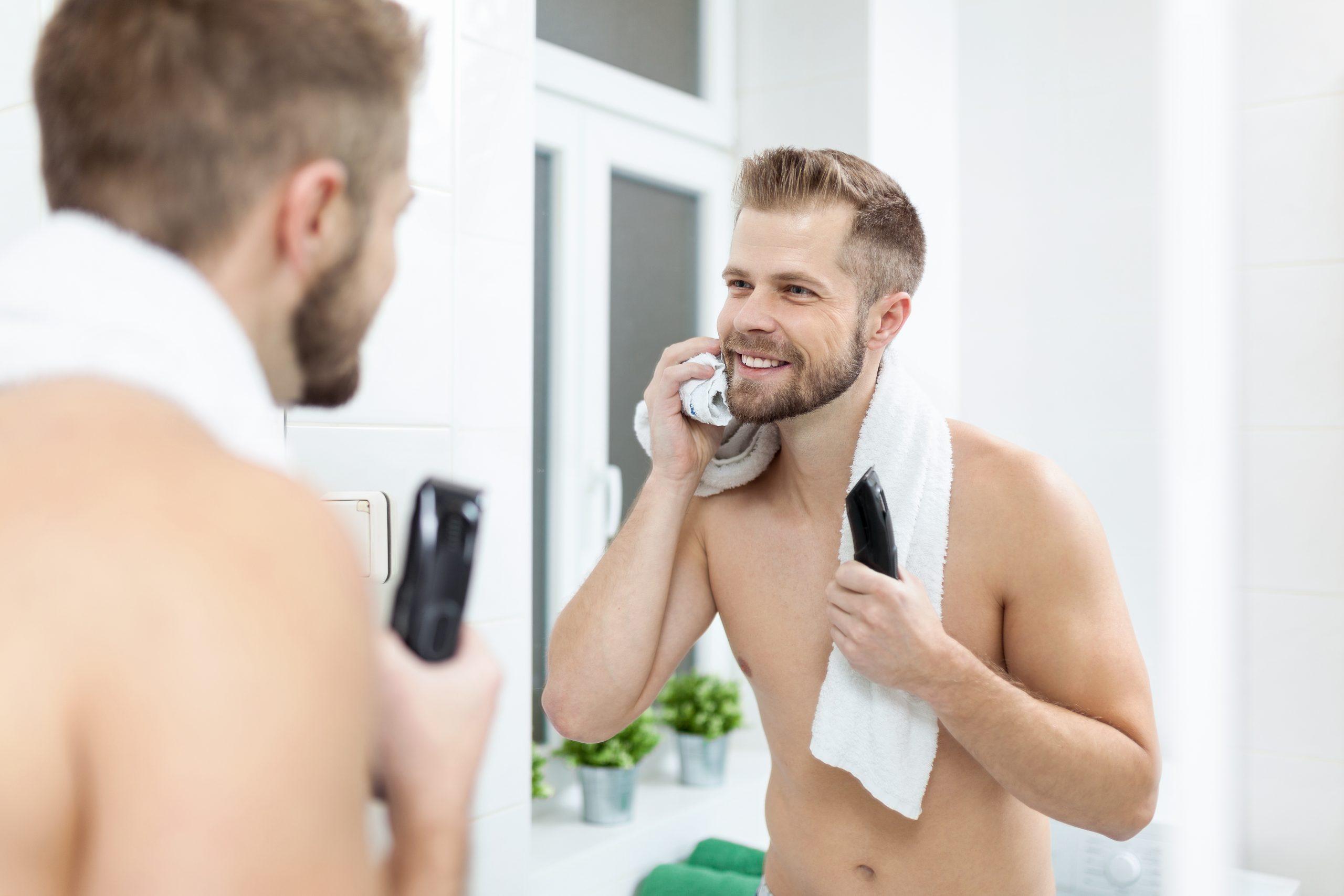 Peeling do męskiej twarzy – jak wybierać, by trafić?