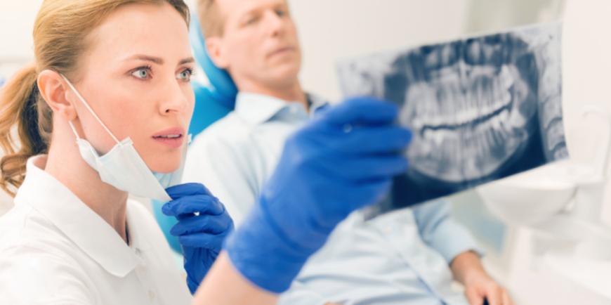 tomografia komputerowa zębów